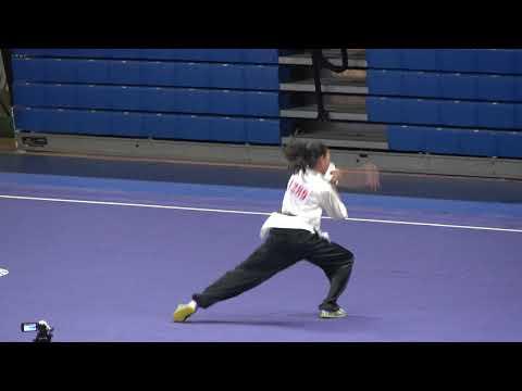 林家芸,108學年度全國中正盃國武術錦標賽,長拳