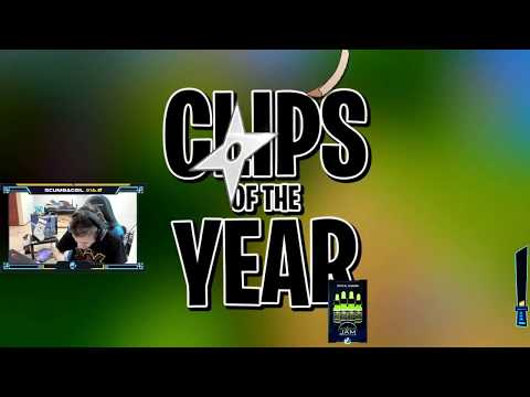 Ninja Reacts To CDNThe3rd's Twitch Clips Of The Year