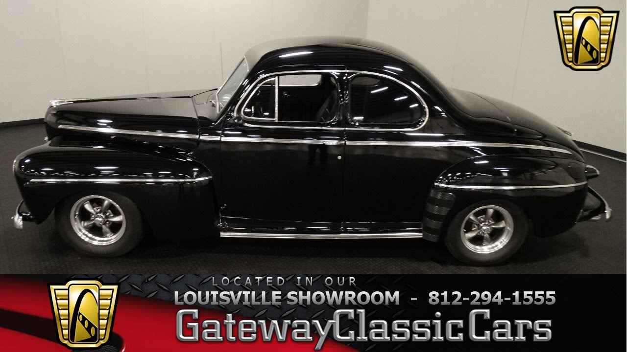 1946 Ford Coupe Louisville Showroom Stock 1192