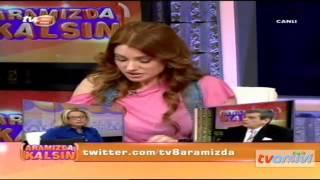 Hilal Cebeci'nin Unutamadığı aşkı İbrahim Kaş - Aramızda Kalsın TV8