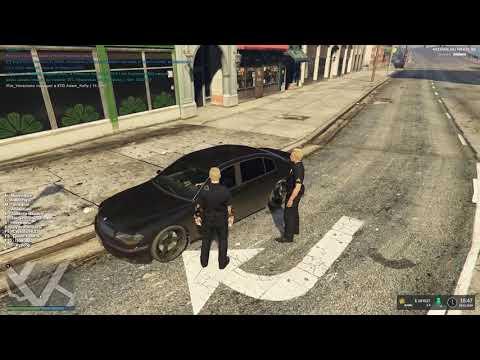 18.02.19   GTA 5 RP   Rage RP   Полиция