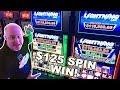 $125 SPIN WIN ⚡Lightning Link ⚡Happy Lantern Slots | The Big Jackpot