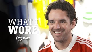 What I Wore: Owen Hargreaves