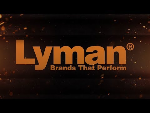 Lyman Products New for 2018