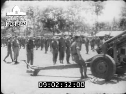 Artillery changeover DPR/TV/1256