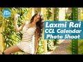 Laxmi Rai Photo Shoot For CCL Calendar Kerala Strikers Brand Ambassador
