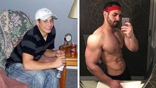 Tanner Wideman 10 Year Natural Transformation 14-24