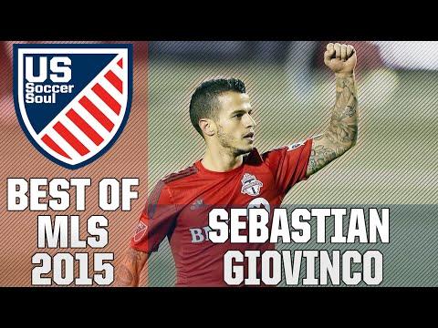 Sebastian Giovinco ● Complete Skills, Goals, Highlights MLS 2015 ● US Soccer Soul | HD