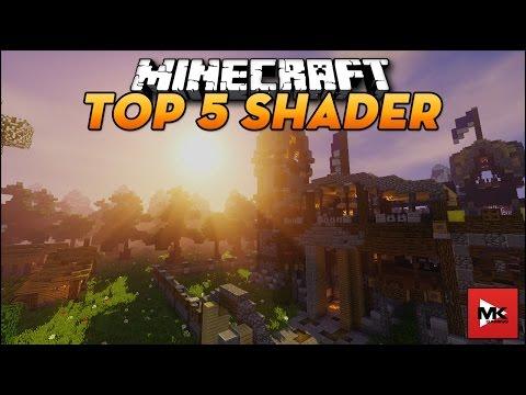 TOP 5 SHADER ĐẸP NHẤT TRONG MINECRAFT |  MK GAMING