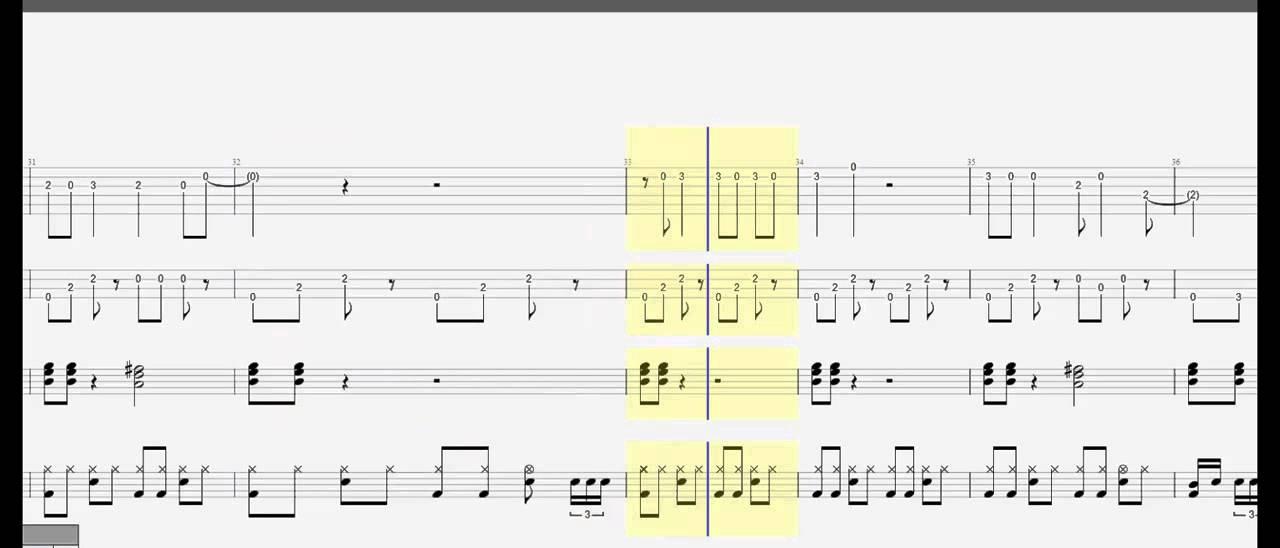 All Music Chords : smoke on the water sheet music Smoke On : Smoke ...