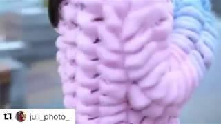 Вязаный кардиган Азиатский колосок от @luxe.knit