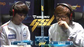 MarineKing vs Patience TvP Code A Group H Match 1 Part1, 2015 SBENU GSL Season 2   StarCraft 2
