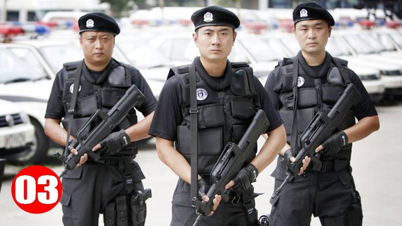 Phim Hành Động Hay Thuyết Minh | Chiến Dịch Diều Hâu - Tập 3 | Phim Bộ Trung Quốc Hay Nhất