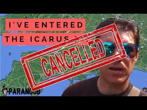 PARAVLOG - IcarusX 2018 - 1 - ENTERED the UK ICARUS X RACE!! Mp3