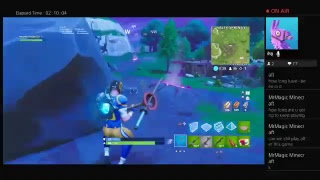 Fortnite duos with upcoming youtube and twitch streamer