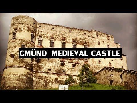 Alte Burg Gmünd-Beautiful Medieval Castle in Austria!!