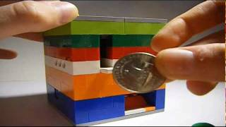 Lego Candy Machine V2 (coin Operated)