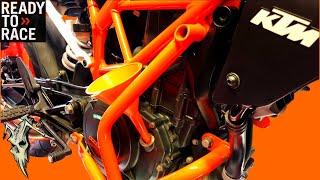 Simple Oil Change KTM 390 Duke