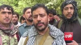 Security Forces Take Back Takhar's Khwaja Ghar/ولسوالی خواجهغار دوباره در اداره نیروهای دولتی درآمد