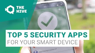 Top 5 Free Security Apps 2019