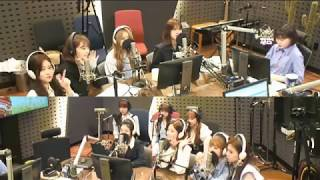 [FULL] [Eng sub] 181115 IZONE 아이즈원 - KBS Cool FM Radio 악동뮤지션 수현의 볼륨을 높여요( AKMU Suhyun's Volume up)