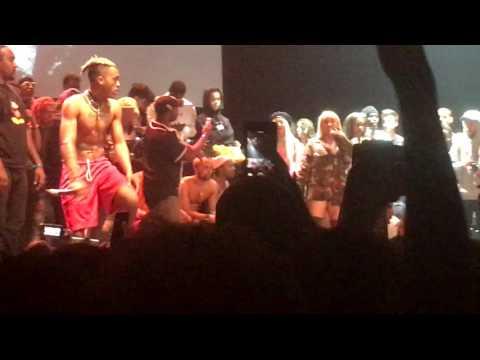 Ski Mask the Slump God feat. XXXTentacion - Bowser (Live in LA, 6/6/17)