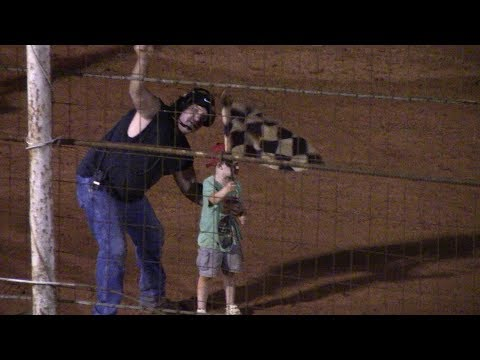 Winder Barrow Speedway Kids Foot Race 7/20/19