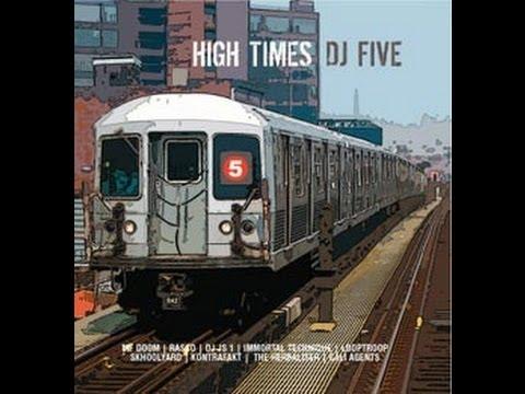 DJ Five - High Times