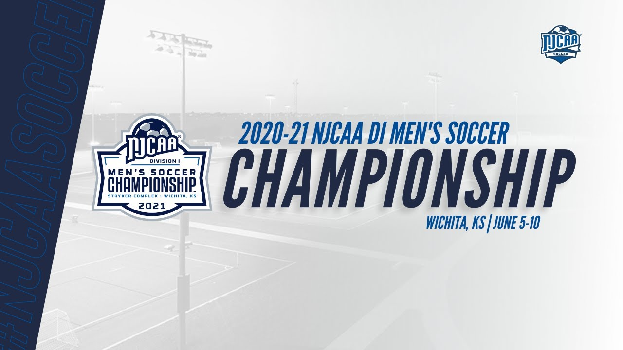2020-21 NJCAA DI Men's Soccer Championship - Bracket Reveal