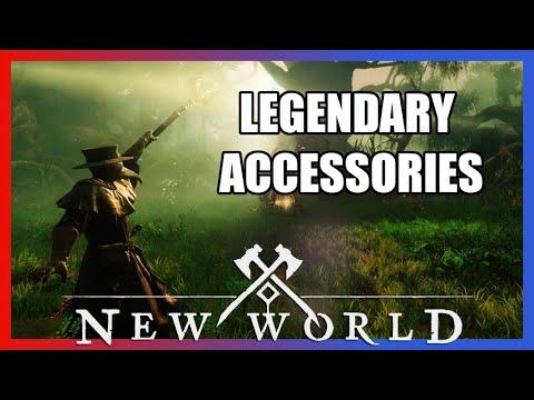 New World   Legendary Rings, Amulets & Earrings   Perks & Stats   Data Mined