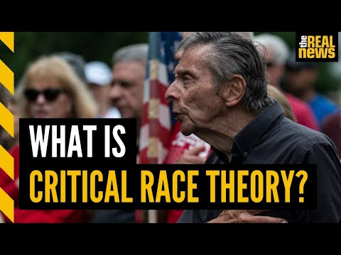 People don't know what the hell critical race theory is