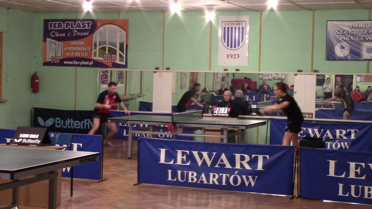MKS Lewart Lubartów vs Błękitni ARGA (16/17, X kolejka)