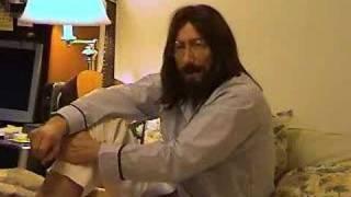 JOHN LENNON BED IN FOR PEACE REENACTMENT