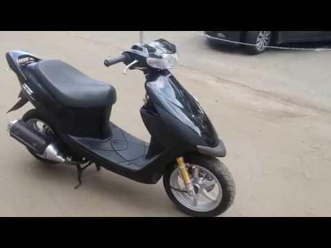 Скутер Suzuki ZZ 50 Inch-up sport 2T