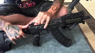 Video Texas Weapon Systems: AK47 Top Rail Cover download MP3, 3GP, MP4, WEBM, AVI, FLV Mei 2018