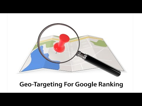 Local SEO Tip - Geo-Target Local Cities on Your Website