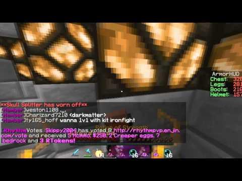 Minecraft OP Factions PvP: Episode 8 - 100 Subscribers!