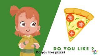 Kids songs  Do You Like Broccoli Ice Cream ? Nursery Rhymes  Children Videos