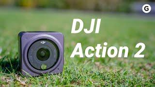 [DJI Action 2]を触ってみた!面白くてたのしい、小っちゃなアクションカメラ!