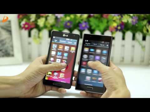 Chọn mua LG optimus LTE 2 hay LG optimus LTE 3? (Phần 2)