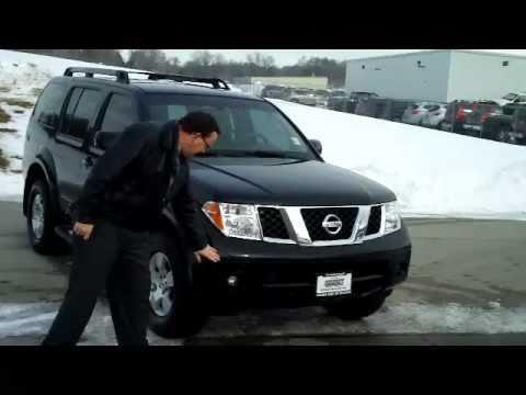 Used 2007 Nissan Pathfinder SE for sale at Honda Cars of Bellevue ...