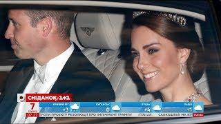 Кейт Міддлтон одягнула тіару, що носила принцеса Діана
