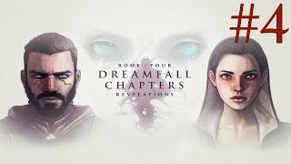 Dreamfall Chapters: Book Four - Revelations Walkthrough part 4