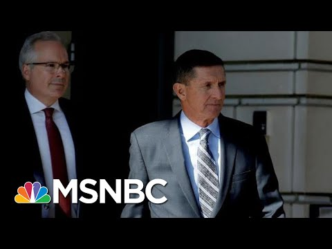 Flynn's Associates Charged With Trying To Influence U.S. Politicians | Hallie Jackson | MSNBC
