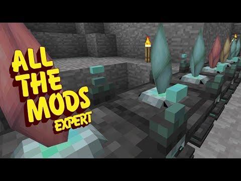 All The Mods Expert Mode - WILL SHARDS [E61] (Minecraft Expert Mod Pack)