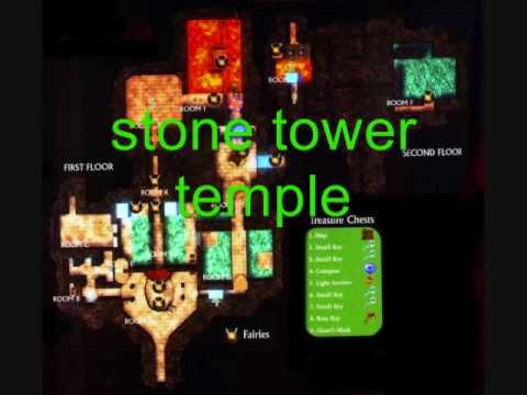 Stone Tower temple mix up EXTENDED majoras mask - YouTube