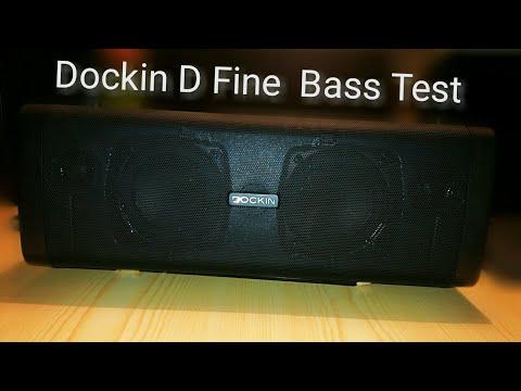 Dockin D Fine Test Audiofilskiego Glosnika Bluetooth Youtube