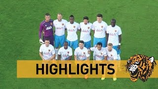 KSC Lokeren OV v Hull City | Match Highlights | 21st August 2014
