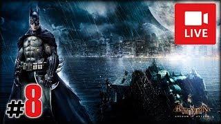 """[Archiwum] Live - BATMAN ARKHAM ASYLUM (4) - [1/2] - """"Przeszłość Batka"""""""