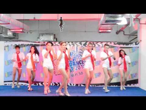 Dominant cover 9Muses - News + Drama @ Pantip cover dance 2015 (au) 150503